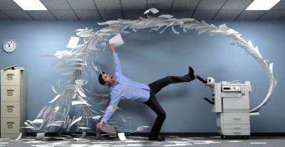 FAXやメールなどで届く注文書を簡単にシステム化するアイデア